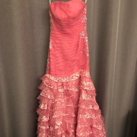 Tiffany Designs Dresses & Skirts - Mermaid Pink Dress 🧜🏻♀️